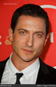 01/10/2010 - Sasha Roiz - NBC Universal's Television Critics Association Winter Press Tour Cocktail Party - Arrivals - Langham Hotel - Pasadena, CA. USA  - Keywords:  - False -  - Photo Credit: Albert L. Ortega / PR Photos - Contact (1-866-551-7827)